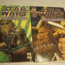 Cómics: STAR WARS CHEWBACCA COMPLETA. Lote 40075880