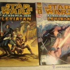 Cómics: STAR WARS ACADEMIA JEDI LEVIATAN. Lote 40075999