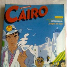 Cómics: COMIC CAIRO, NORMA EDITORIAL, PIETER LUMPEN 1985 RETAPADO CON TRES COMICS Nº 31-32-33 NUEVO. Lote 146095012