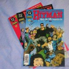 Cómics: HITMAN - UNO DE LOS NUESTROS - Nª 1- 3 COMPLETA ( NORMA EDITORIAL ) - ( GARTH ENNIS Y JOHN MCCREA ) . Lote 40160921