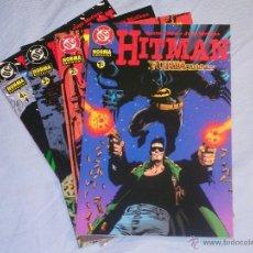 Cómics: HITMAN - FURIA EN ARKHAM - Nª 1- 4 COMPLETA ( NORMA EDITORIAL ) - ( GARTH ENNIS Y JOHN MCCREA ) . Lote 40160961