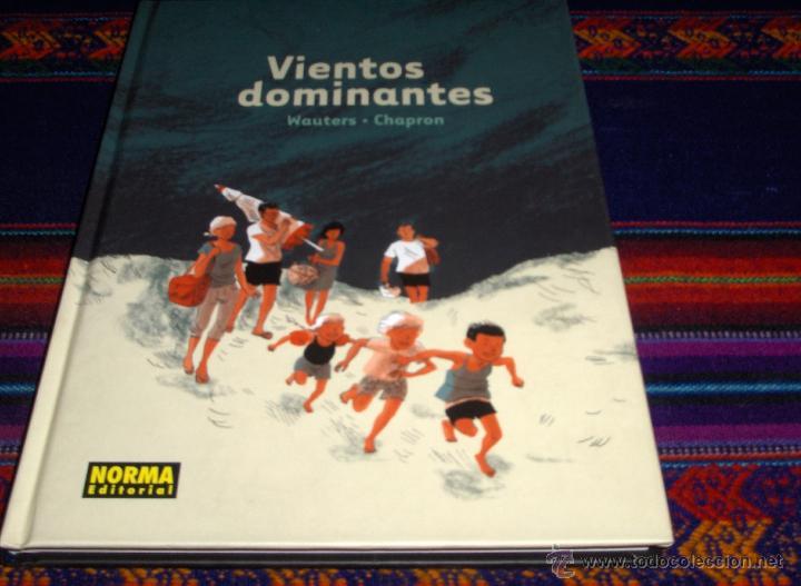 COL. NÓMADAS Nº 51 VIENTOS DOMINANTES. NORMA EDITORIAL 2012. MUY BUEN ESTADO. (Tebeos y Comics - Norma - Comic Europeo)