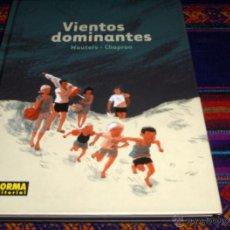 Cómics: COL. NÓMADAS Nº 51 VIENTOS DOMINANTES. NORMA EDITORIAL 2012. MUY BUEN ESTADO.. Lote 40175937