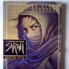 Cómics: LA LEYENDA DE MADRE SARAH Nº 6. Lote 40374933