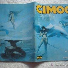 Comics : REVISTA CIMOC Nº 113 / NORMA EDITORIAL - ENKI BILAL. Lote 40381643