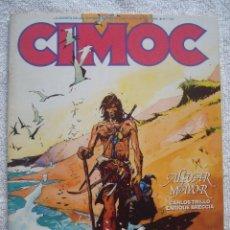 Comics : REVISTA CIMOC Nº 112 / NORMA EDITORIAL - HOWARD CHAYKIN. Lote 40381657