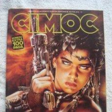 Comics : REVISTA CIMOC Nº 111 / NORMA EDITORIAL - 100 PAGINAS. Lote 40381673