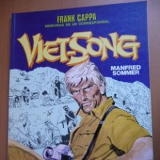 Cómics: FRANK CAPPA. VIET-SONG. MANFRED SOMMER. CEC Nº 57. NORMA EDITORIAL. Lote 40535807