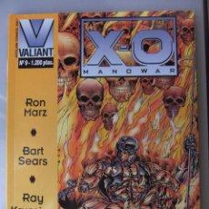 Cómics: X-O MANOWAR Nº 9. Lote 40538323