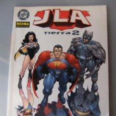 Cómics: J L A TIERRA 2. Lote 40539301