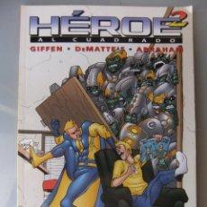 Cómics: HEROE AL CUADRADO. Lote 40543537