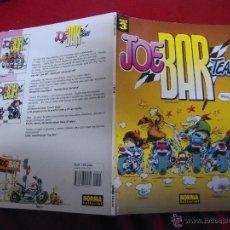 Cómics: JOE BAR TEAM 3 - BAR2 - RUSTICA. Lote 40567653