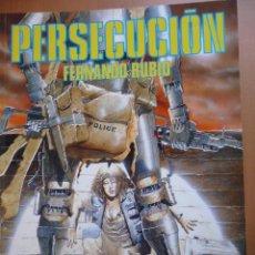 Cómics: PERSECUCIÓN. FERNANDO RUBIO. CEC Nº 63. NORMA EDITORIAL. Lote 40600010