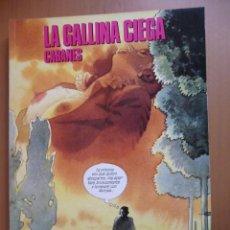 Cómics: LA GALLINA CIEGA. CABANES. CEC Nº 80-81. NORMA EDITORIAL. Lote 40600187