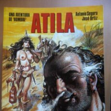 Cómics: ATILA. SEGURA/ORTIZ. CEC Nº 87. NORMA EDITORIAL. Lote 40600290