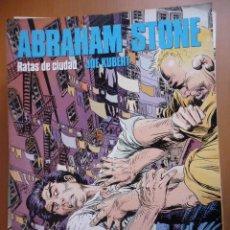 Cómics: ABRAHAM STONE. RATAS DE CIUDAD. JOE KUBERT. CEC Nº 92. NORMA EDITORIAL. Lote 40600336