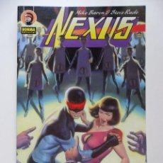 Cómics: NEXUS EL PRECIO DEL PECADO . 108 PÁGS . MIKE BARON . STEVE RUDE. Lote 40663059