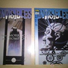 Cómics: LOS INVISIBLES ARCADIA - DOS PRESTIGIOS COMPLETA - NORMA. Lote 40681601