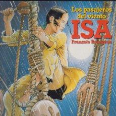 Cómics: LOS PASAJEROS DEL VIENTO - ISA - CIMOC EXTRA COLOR Nº 44 NORMA 1988. Lote 40733384