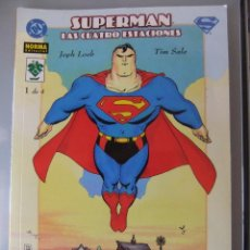 Cómics: SUPERMAN LAS CUATRO ESTACIONES. Lote 40754786