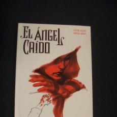 Cómics: EL ANGEL CAIDO - PETER DAVID - DAVID LOPEZ - NORMA EDITORIAL - . Lote 40799725