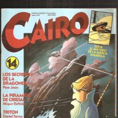 Cómics: CAIRO 14. Lote 40927265