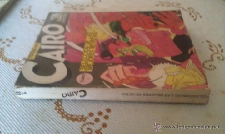 Cómics: CAIRO - SELECCIÓN DE LAS MEJORES REVISTAS Tomo 1.1982,ROCK,CINE,COMICS Y TRITON - Foto 4 - 40944249