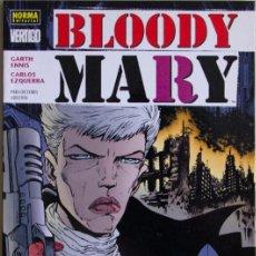 Cómics: BLOODY MARY. DE GARTH ENNIS Y CARLOS EZQUERRA.. Lote 41192257