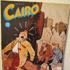 Cómics: CAIRO.RETAPADO.Nº.49,50 Y 51.NORMA EDITORIAL.. Lote 35554468