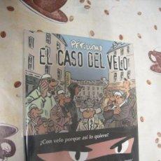 Cómics: EL CASO DEL VELO. Lote 40708885