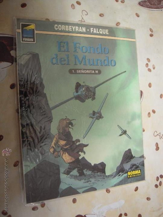 EL FONDO DEL MUNDO 1 SEÑORITA H PANDORA 66 (Tebeos y Comics - Norma - Comic Europeo)