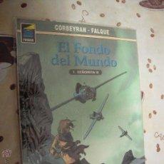 Cómics: EL FONDO DEL MUNDO 1 SEÑORITA H PANDORA 66. Lote 41375473