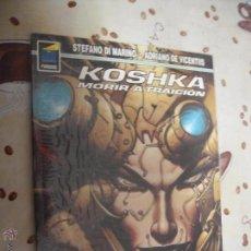 Cómics: KOSHKA MORIR A TRAICION PANDORA 68. Lote 41375500