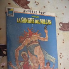 Cómics: LA SANGRE DEL VOLCAN PANDORA 7. Lote 41376540