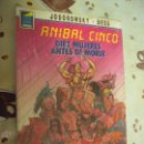 Cómics: ANIBAL CINCO DIEZ MUJERES ANTES DE MORIR PANDORA 23. Lote 41376931