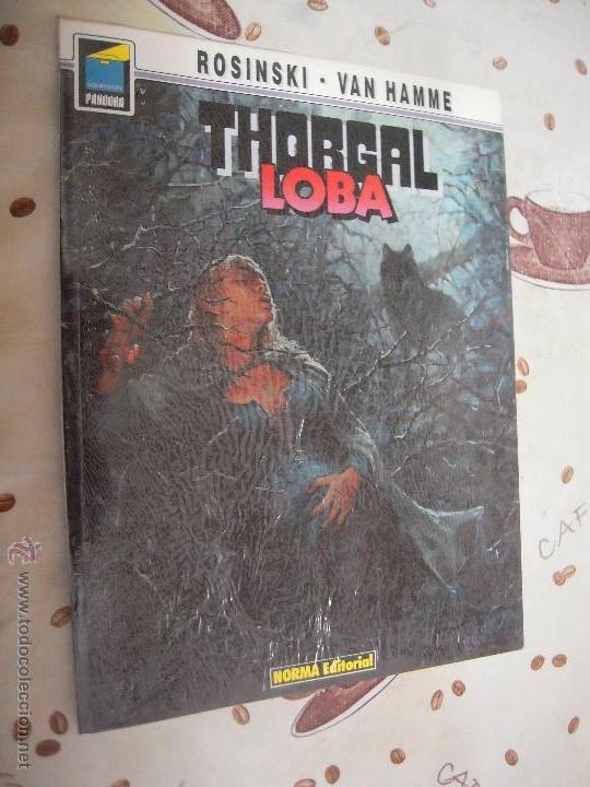 THORGAL LOBA PANDORA 26 (Tebeos y Comics - Norma - Comic Europeo)
