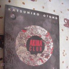Cómics: AKIRA CLUB DE OTOMO. Lote 45062597