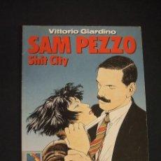 Cómics: COLECCION EL MURO - Nº 10 - SAM PEZZO - SHIT CITY - VITTORIO GIARDINO - NORMA - . Lote 41463415