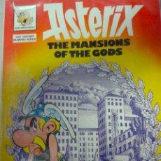 Cómics: ASTERIX - THE MANSIONS OF THE GODS- DE EDICONES EL PRADO Nº A 10- STUDY COMICS-. Lote 41486693