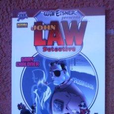 Comics - JOHN LAW. DETECTIVE, de Will Eisner y Gary Chaloner - 41628042