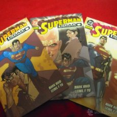 Cómics: SUPERMAN LEGADO - WAID & F YU - COMPLETA 3 TOMOS. Lote 41628259