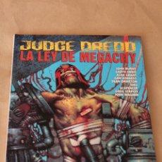 Cómics: JUDGE DREDD – LA LEY DE MEGACITY – CIMOC EXTRA COLOR 142 NORMA 1997 – JUEZ. Lote 55389446