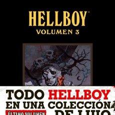 Cómics: CÓMICS. HELLBOY. EDICIÓN INTEGRAL VOL. 3 - MIGNOLA/FEGREDO/CORBEN/NOWLAN/HAMPTON. Lote 41752101