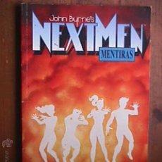 Comics: NEXTMEN, MENTIRAS, NORMA, 1998. Lote 41832463