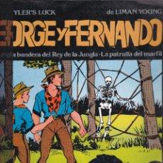 Cómics: JORGE Y FERNANDO ,NORMA CLASICOS.-1982-. Lote 41852137