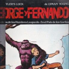 Cómics: JORGE Y FERNANDO ,NORMA CLASICOS.-1984-. Lote 41852208