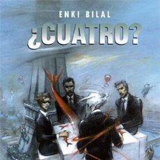 Cómics: CÓMICS. ¿CUATRO? - ENKI BILAL (CARTONÉ). Lote 58302755