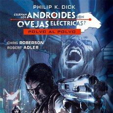 Cómics: CÓMICS. ¿SUEÑAN LOS ANDROIDES CON OVEJAS ELÉCTRICAS? 03 - CHRIS ROBERTSON/ROBERT ADLER (CARTONÉ). Lote 101776031