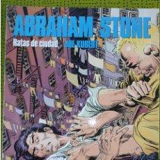 Cómics: ABRAHAM STONE. Lote 42096066