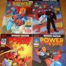 Cómics: POWER AND GLORY #1-4 (NORMA COMICS). Lote 42193938